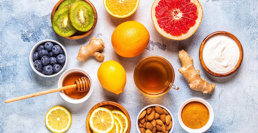 Vitamine pentru întărirea sistemului imunitar